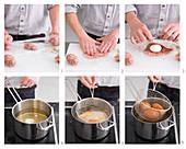 Schottische Eier zubereiten