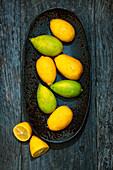 Mehrere Limequats