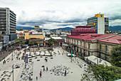 Plaza de la Cultura, San Jose, Costa Rica, Central America