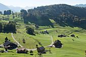 Berg Bürgenstock, Kanton Luzern, Schweiz