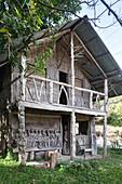 La Casa del Sonador, Provincia de Cartago, Cachí, Costa Rica, Central America