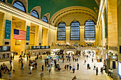 Grand Central Station, Manhattan, New York City, USA