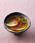 Vinaigrette with lemon