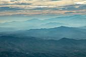 Mountain view, Oaxaca, Mexico
