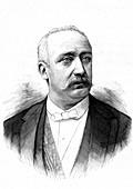 Felix Faure, President of France