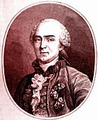 Comte de Buffon, French naturalist