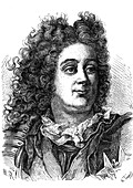 Claude Louis Hector de Villars, French General