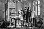 Gutenberg Bible First Edition