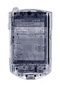 PDA, X-ray