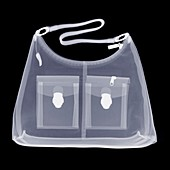 Shoulder bag, X-ray
