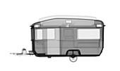 Caravan, X-ray