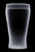 Pint of beer, X-ray