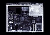 TV digibox, X-ray