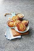 Coconut pastries
