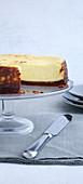 American cheesecake