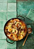 Arroz Caldoso (rice stew, Spain)