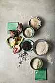 Reissorten aus aller Welt