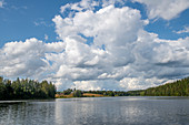 Lake Karhejarvi, Finland