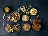 Grains variety