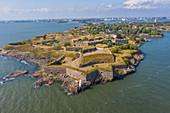 The fortified island of Suomenlinna, Helsinki, Finnland