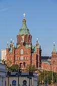 Uspenski Cathedral (Eastern Orthodox) Helsinki, Finland
