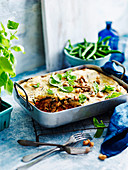 Eggplant Lasagne with Cashew Cream