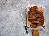 Yorkshire Parkin Biscuits (England)