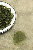 Sea Bean Salicornia salt