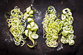 Different zoodles