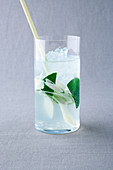 Ingwer-Zitronengras-Limonade