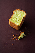 Pepper and parsley brioche