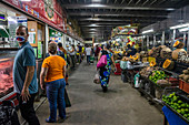 Food market during Covid-19 outbreak
