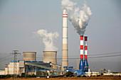 Maritsa Iztok power station, Bulgaria