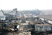 Maritsa Iztok coal mine, Bulgaria