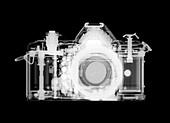 35mm film camera, X-ray