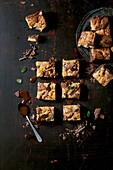 Brookies (Brownies mit Cookie-Kruste)