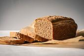 Englisches Muffin-Brot