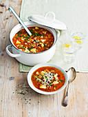 Italian minestrone