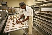 Industrial bakery, Netherlands