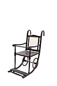 Wheelchair, 19th century