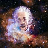 Albert Einstein, physicist