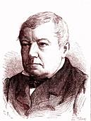 Christian Schoenbein, German chemist