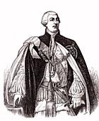 George III, British monarch