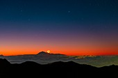 Moonrise over Tenerife, Canary Islands