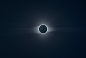 Total solar eclipse, Solar corona