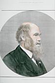 Charles Darwin, British naturalist