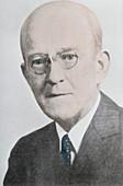 Oswald Avery, US molecular biologist