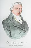 Edward Jenner, English physician