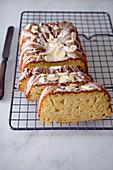 Almond vanille cake