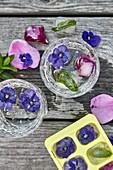 Blüten-flavoured Water
